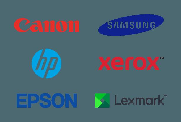 Canon   Samsung   HP   Xerox   Epson   Lexmark laserski stampaci.